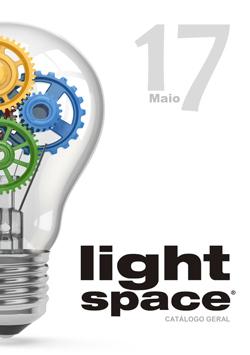 Novidades LIGHT SPACE 2017